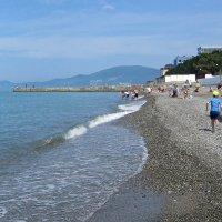 Море, я к тебе бегу! :: Татьяна Смоляниченко