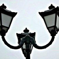 Уличные фонари. :: Михаил Столяров