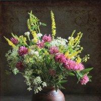 Полевые цветы :: Татьяна Панчешная
