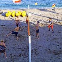Пляжный волейбол :: Alex