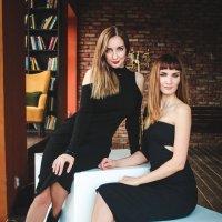 Черное платье :: Алиса Винникова