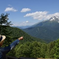 Счастье не за горами, оно в горах. :: Светлана Исаева