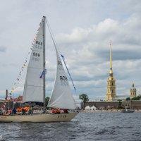 Санкт-Петербургская Морская Ассамблея :: Мария Какоткина