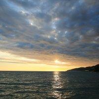 Перед закатом солнца :: valeriy khlopunov