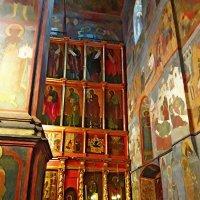 Церковь ризоположения в Кремле :: Tata Wolf