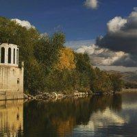 река Абакан :: Юлия Маркелова