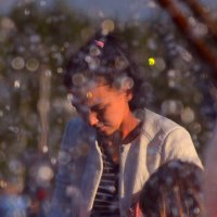 Портрет у фонтана :: Андрей + Ирина Степановы