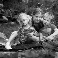 Семейный портрет :: Алена Афанасьева