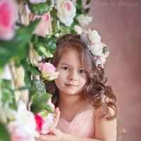 портрет девочки :: Мадина Скоморохова