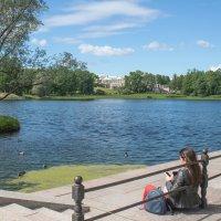 в парке :: Елена К.