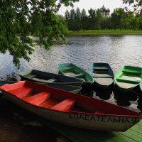 Лодки к погружению готовы :: Андрей Лукьянов