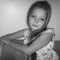 Варенька 6 лет :: Катерина Клаура