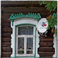 современная жизнь в селе Курышино :: Natalia Mihailova