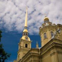 Продолжение серии Петропавловская крепость моими глазищами :: Юрий Плеханов