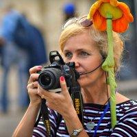 Экскурсионный фотограф.... :: Юрий Гординский