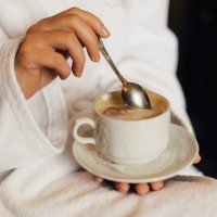 Утро начинается с кофе :: Натали Пам
