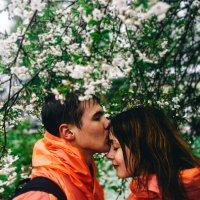 Любить весной :: Кирилл Гудков