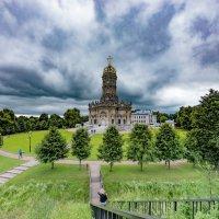 Храм Зна́мения Богоро́дицы в Дубровицах :: Svetlana AS