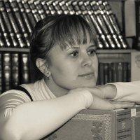 Человек читающий... :: Анастасия Науменко