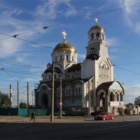 Храм  всех Святых :: Александр Алексеев