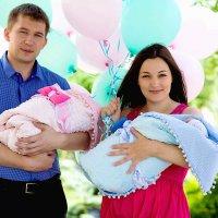 Двойное счастье :: Viktoria Shakula