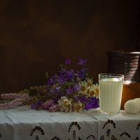 ... и стакан парного молока :: Alhna ---