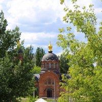 Храм Александра Невского :: Анна Шишалова