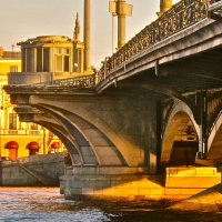 Благовещенский мост :: Елена