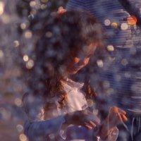 В брызгах фонтана :: Андрей + Ирина Степановы
