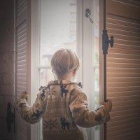 Окно в будущее :: Наталья Алексеева