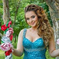 Милая выпускница) :: Лилия Масло