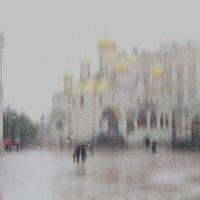 Дождь с грозой :: Михаил Кондратенко
