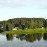 Брусенец,Вологодская область :: Р о м a н