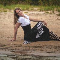 Посиделки на пляжу...) :: Lidija Abeltinja