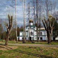 церковь Петра и Павла :: Валентина. .