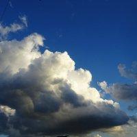 Необыкновенные облака :: татьяна
