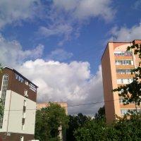 Ничто не предвещало дождя... :: Ольга Кривых
