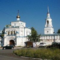 Свято-Николаевский монастырь. Верхотурье :: MILAV V
