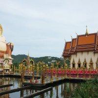 Хотей Wat Plai Laem о.Самуи :: seseg Seseg