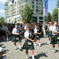 Празднование Дня города в Калининграде :: Elena N
