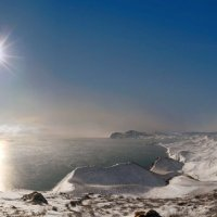 зимнее солнце Киммерии :: viton