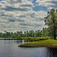 Реки Сибири :: Борис Соловьев