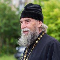 Портрет священнослужителя :: игорь козельцев