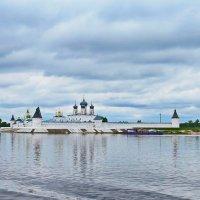Троицкий Макарьевский Желтоводский монастырь :: aleksandr Крылов