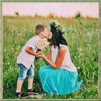 Любовь матери и ребенка :: Лидия (naum.lidiya)