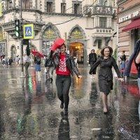 Летний дождь :: Тата Казакова