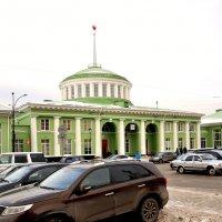 Железнодорожный вокзал Мурманск :: Роман Кудрин