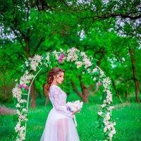 утро невесты :: Елена Акимова