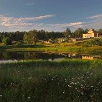 На озере детства моего... :: Александр Попов