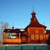 Сельская церковь. :: nadyasilyuk Вознюк